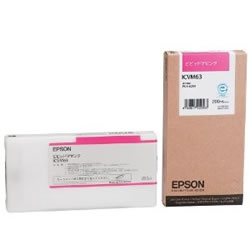 EPSON ICVM63 インクカートリッジ ビビッドマゼンタ 純正