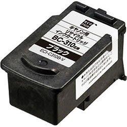 エコリカ ECI-C310B-V リサイクルインク ブラック
