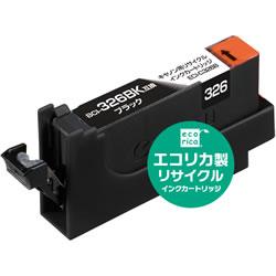 エコリカ ECI-C326B リサイクルインク ブラック