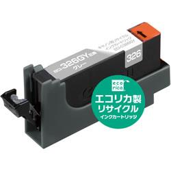 エコリカ ECI-C326GY リサイクルインク グレー