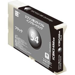 エコリカ ECI-E54M-B リサイクルインク ブラック