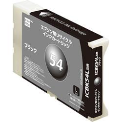 エコリカ ECI-E54L-B リサイクルインク ブラック