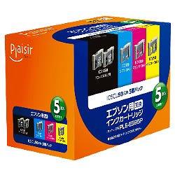 Plaisir PLE-E595P インク 5本パック 汎用品