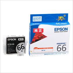 EPSON ICGL66 インクカートリッジ グロスオプティマイザ 純正