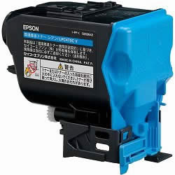 EPSON LPC4T9CV 環境推進トナー シアン 純正