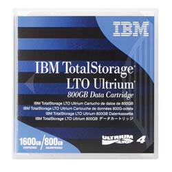 IBM 95P4436 Ultrium4 LTOデータカートリッジ