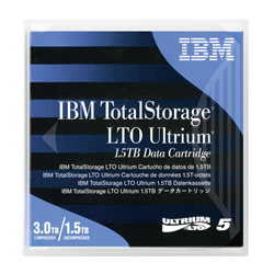 IBM 46X1290 Ultrium5 LTOデータカートリッジ