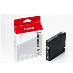 CANON 4860B001 PGI-39LGY インクタンク ライトグレー