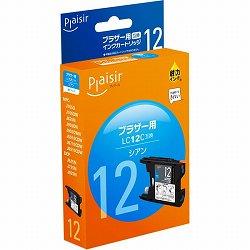 Plaisir PLE-BR12C インク シアン 汎用品