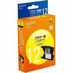 Plaisir PLE-BR12Y インク イエロー 汎用品