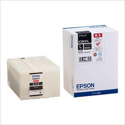 EPSON ICBK91L インクカートリッジ ブラック Lサイズ 純正