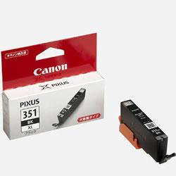 CANON 6438B001 BCI-351XLBK インクタンク(大容量) ブラック