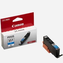 CANON 6439B001 BCI-351XLC インクタンク(大容量) シアン