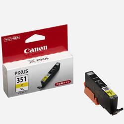 CANON 6441B001 BCI-351XLY インクタンク(大容量) イエロー
