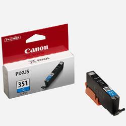 CANON 6504B001 BCI-351C インクタンク シアン