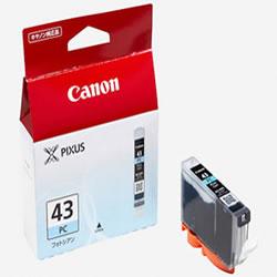 CANON 6380B001 BCI-43PC インクタンク フォトシアン
