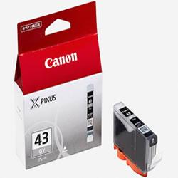 CANON 6382B001 BCI-43GY インクタンク グレー