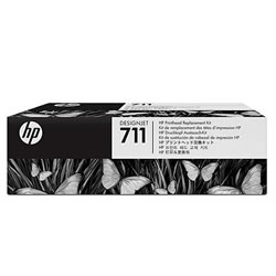 HP C1Q10A HP711 プリントヘッド交換キット 純正