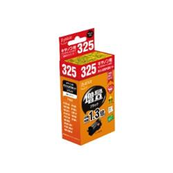 Plaisir PLE-ZCB325B インクタンク ブラック 汎用品(増量シリーズ)
