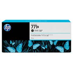 HP B6X99A HP771B インクカートリッジ マットブラック 顔料系 純正