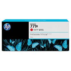 HP B6Y00A HP771B インクカートリッジ クロムレッド 顔料系 純正