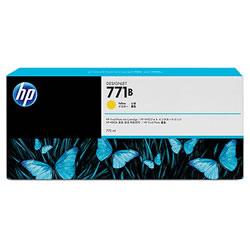 HP B6Y02A HP771B インクカートリッジ イエロー 顔料系 純正