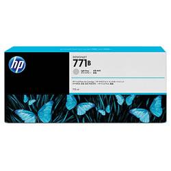 HP B6Y06A HP771B インクカートリッジ ライトグレー 顔料系 純正