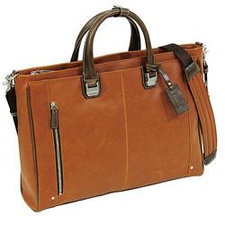 BAGGEX トレジャー 23-5534-33 ビジネスバッグ オレンジ
