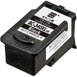 エコリカ ECI-C340XLB-V リサイクルインク ブラック