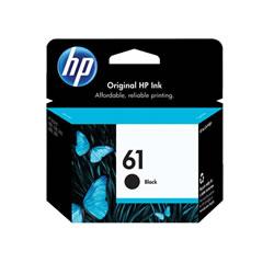 HP CH561WA HP61 インクカートリッジ 黒 純正
