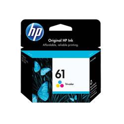 HP CH562WA HP61 インクカートリッジ カラー 純正
