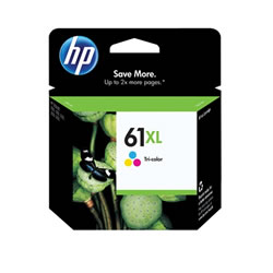 HP CH564WA HP61XL インクカートリッジ カラー(増量) 純正