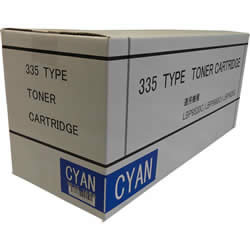 トナーカートリッジ335C シアン 汎用品