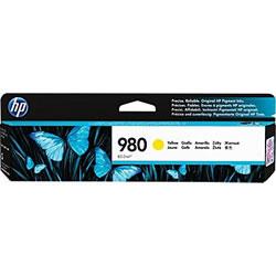 HP D8J09A HP980 インクカートリッジ イエロー