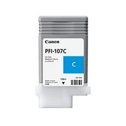 CANON 6706B001 PFI-107C インクタンク 染料シアン