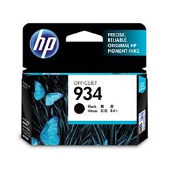 HP C2P19AA HP934 インクカートリッジ 黒 純正