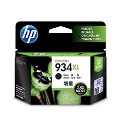 HP C2P23AA HP934XL インクカートリッジ 黒 増量 純正