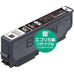 エコリカ ECI-E70L-B リサイクルインク ブラック