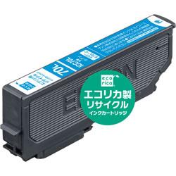 エコリカ ECI-E70L-C リサイクルインク シアン