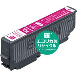 エコリカ ECI-E70L-M リサイクルインク マゼンタ