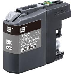 エコリカ ECI-BR111B リサイクルインク ブラック
