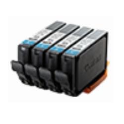 CANON 9035B001 BJI-P211C(4P) インクタンク 染料シアン 4個入