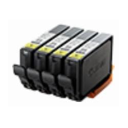 CANON 9033B001 BJI-P211Y(4P) インクタンク 染料イエロー 4個入