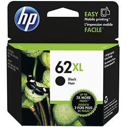 HP C2P05AA HP62XL インクカートリッジ 黒(増量) 純正