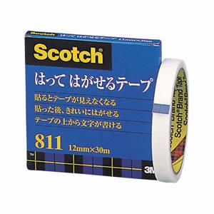 3M はってはがせるテープ 12mm×30m カット金具付