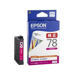 EPSON ICM78 インクカートリッジ マゼンタ