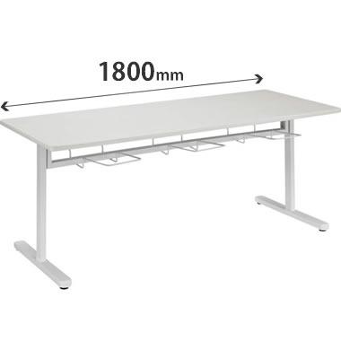 食堂用テーブル ホワイト