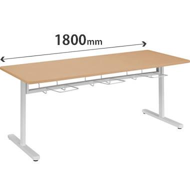 食堂用テーブル ナチュラル
