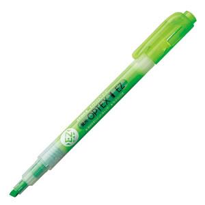ゼブラ WKS11-G 蛍光オプテックス1 EZ 緑