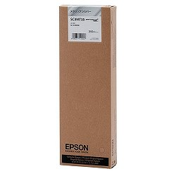 EPSON SC3MT35 インクカートリッジ メタリックシルバー 純正